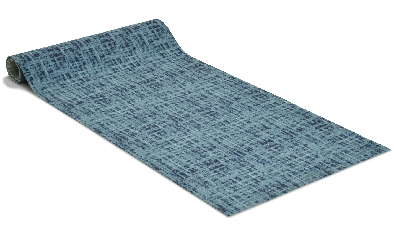Image of   Dusty blå - gangløber på metervare