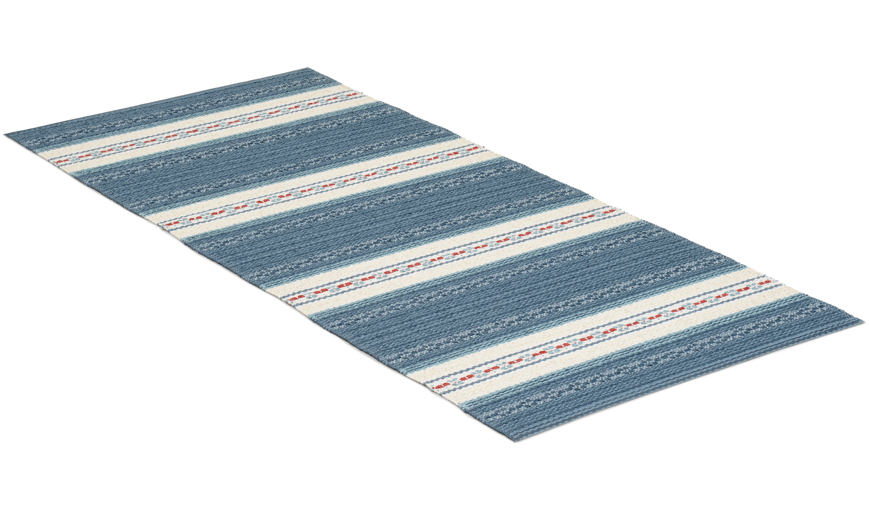 Astor blå - plastmatta