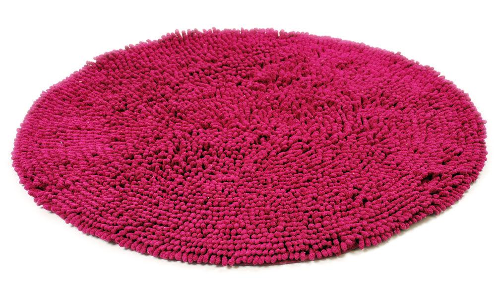 Image of   Rasta cyklamen - badeværelsesmåtte
