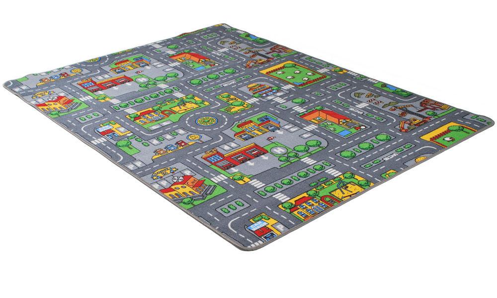 Image of   City - biltæppe