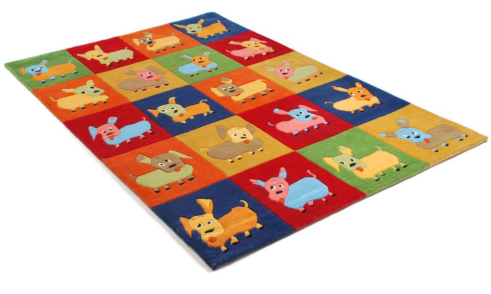 Image of   Dogs - børnetæppe