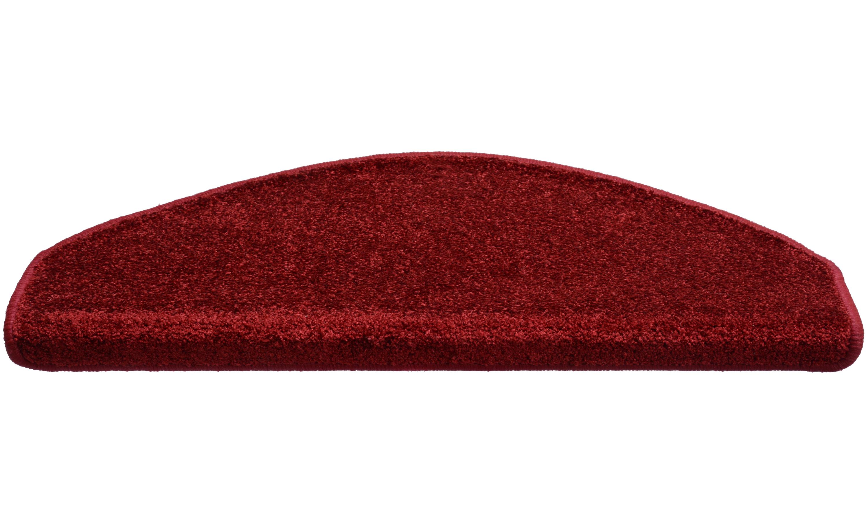 Divino röd 12 - trappstegsmatta