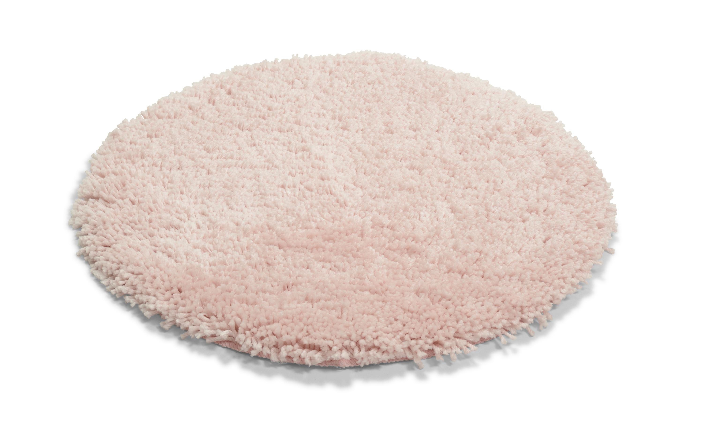 Image of   Highland lyserød - badeværelsesmåtte