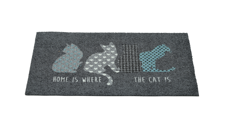 Billede af Creation four cats - dørmåtte
