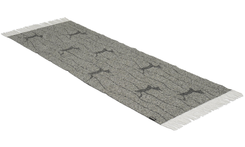 Image of   Fox grafit - plast- og garntæppe