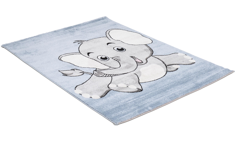 Image of   Candy 155 blå - børnetæppe
