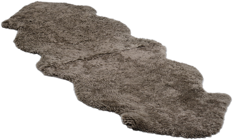 Image of   Dobbelt krøllet fåreskind - 30282 sahara