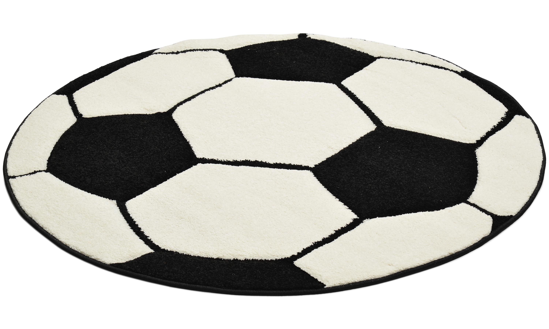 Image of   Atlas fodbold - børnetæppe