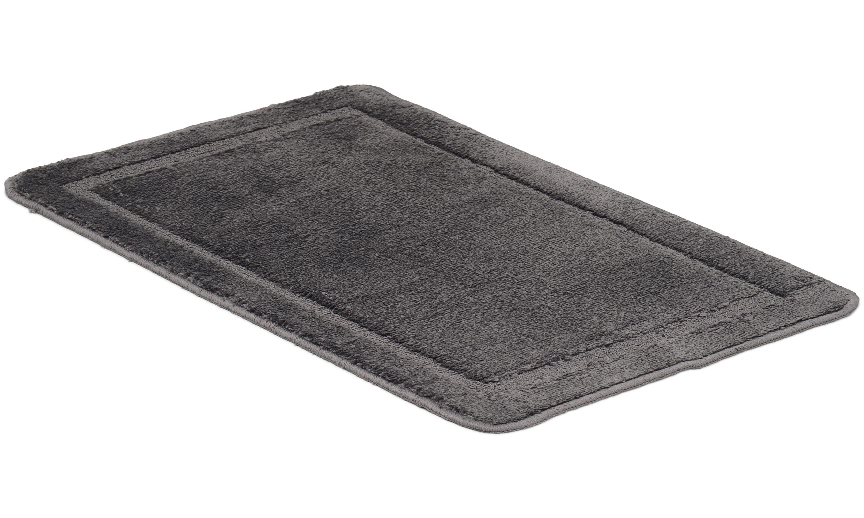 Image of   Rand antracit - badeværelsesmåtte