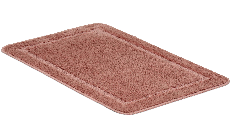Image of   Rand rosa - badeværelsesmåtte