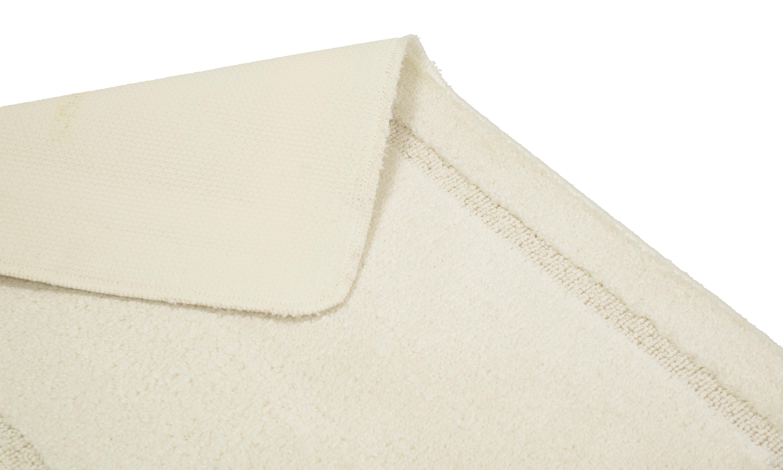 Image of   Rand hvid - badeværelsesmåtte