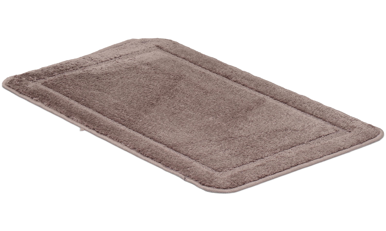 Image of   Rand blomme - badeværelsesmåtte