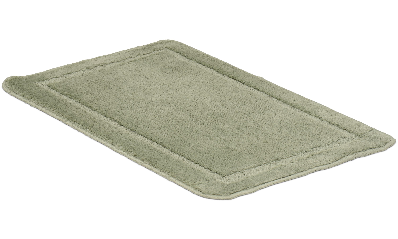 Image of   Rand grøn - badeværelsesmåtte