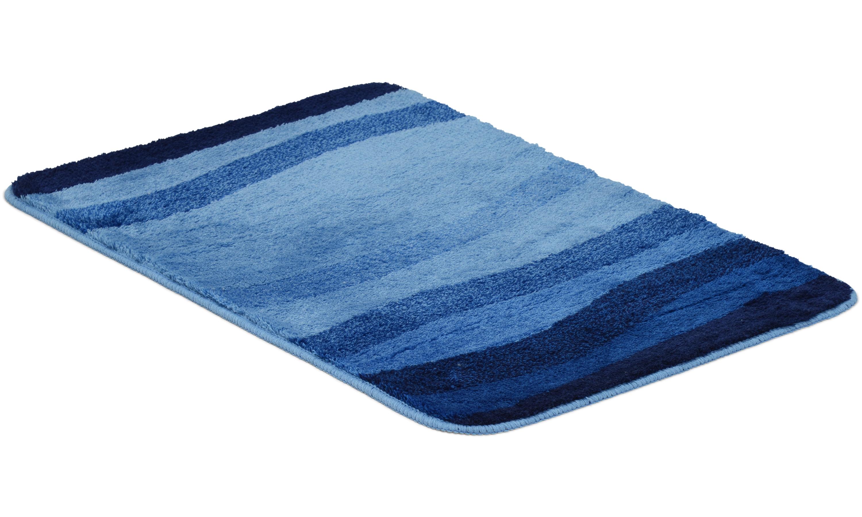 Image of   Miami himmelblå - badeværelsesmåtte