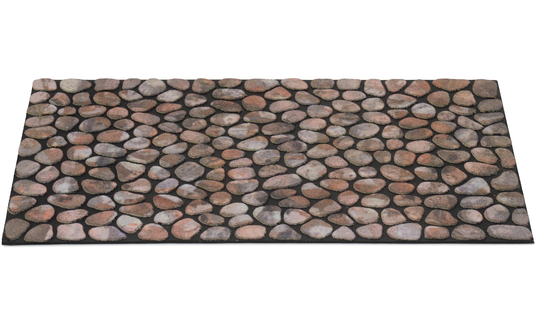 Image of   Ecomat pebbles - dørmåtte