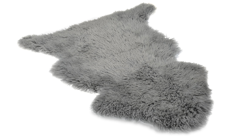 Image of   Frizzy fåreskind - lysegrå