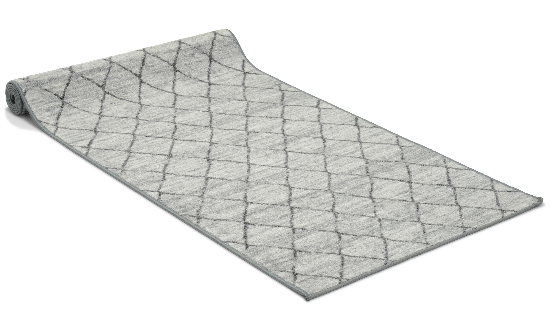 Image of   Galleri grå - løber i metervare