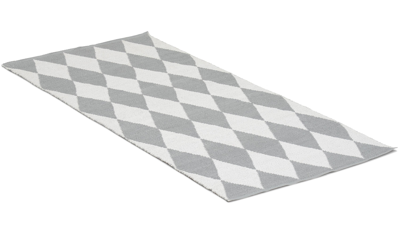 Harlekin grå - plastmatta