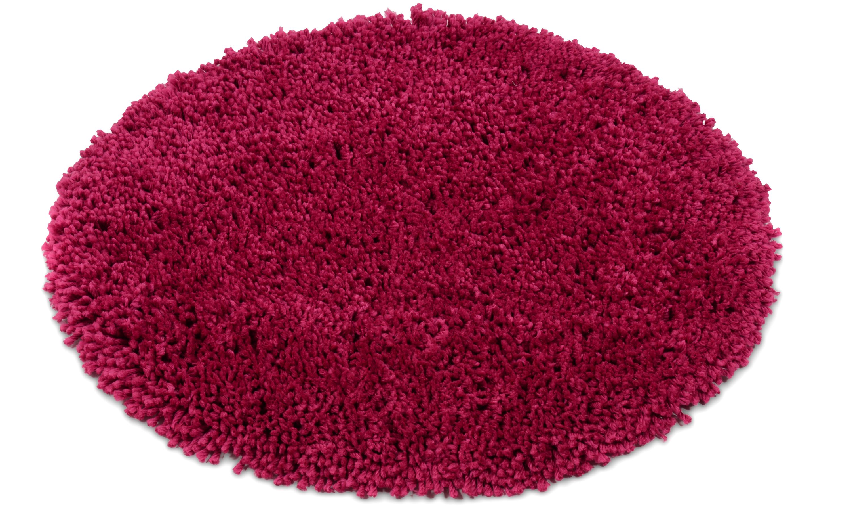 Image of   Highland mørk lyserød - badeværelsesmåtte