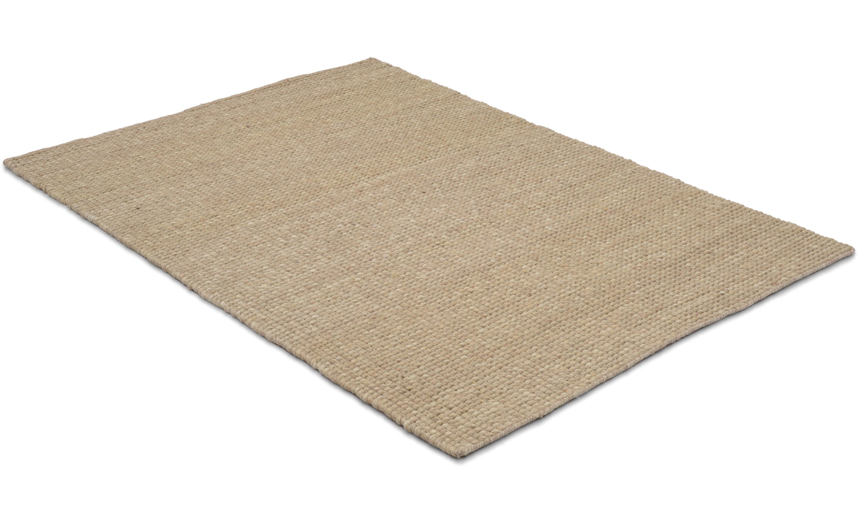Image of   Keytar sand - håndvævet uldtæppe
