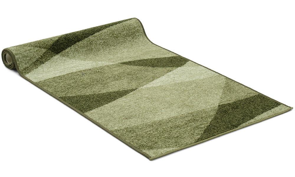 Image of   Paris bølge grøn - løber i metervare