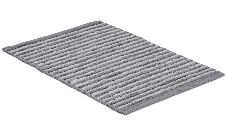 Image of   Paros grå - badeværelsesmåtte