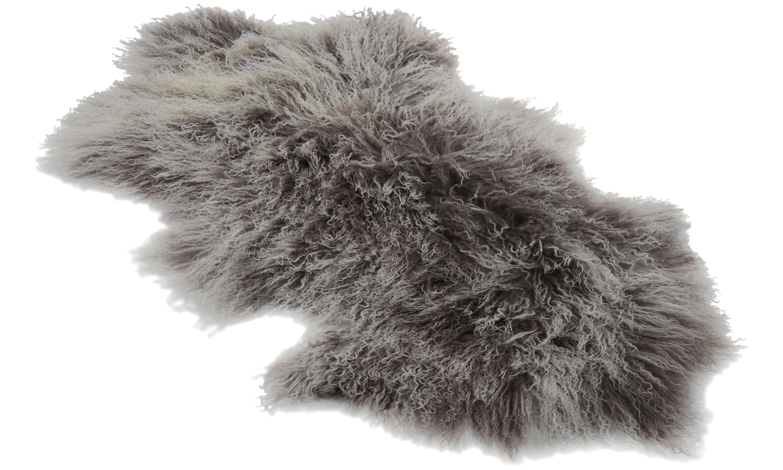 Image of   Shansi fåreskind - grå snowtop