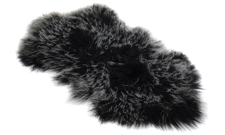 Image of   Shansi fåreskind - sort snowtop