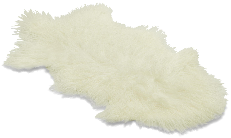 Image of   Shansi fåreskind - hvid snowtop